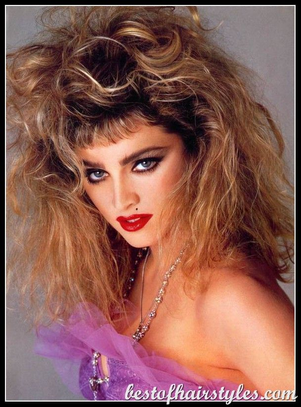 how to style 80s hair 1980s hairstyles madonna hair styles of a period 1218
