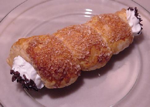 French Cream Pastry