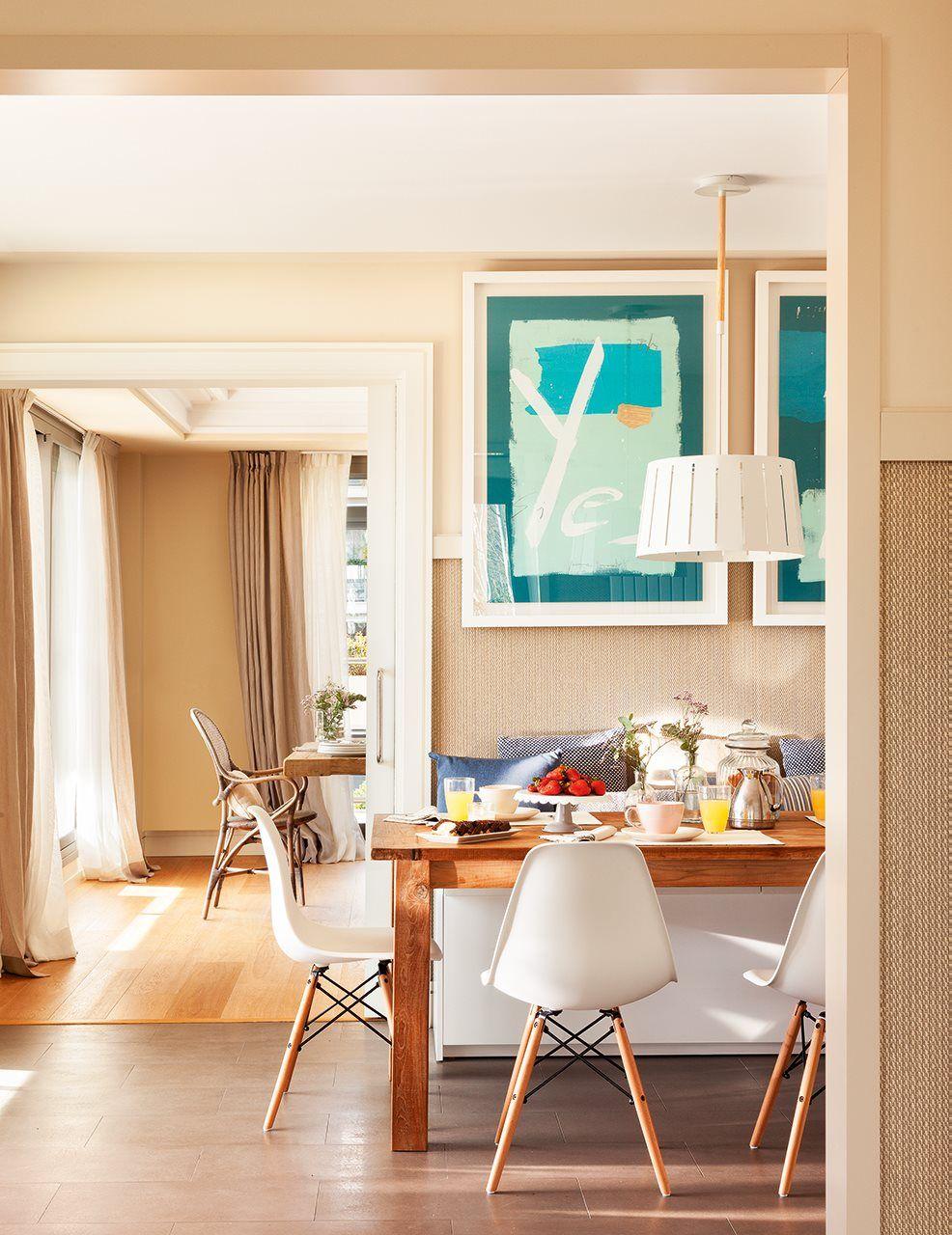 Objetivo: salvar los muebles | Spaces, Coastal and Living rooms