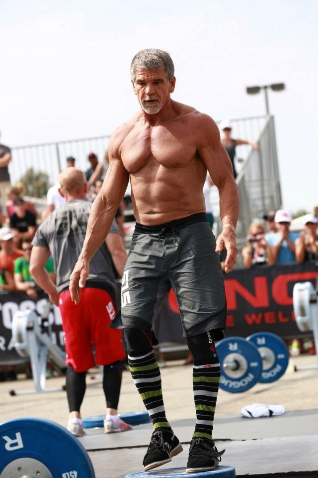 Beware Of Strong Old Guys Doing Crossfit They Bring Mature Ass Kicking