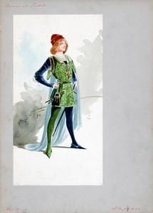 Stephano- Romeo et Juliette; Attilio Comelli