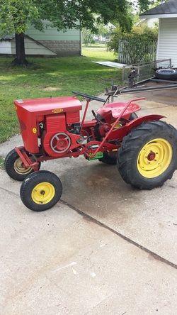 Speedex S23 Tractors Garden Tractor Small Tractors