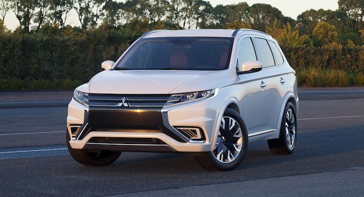 Delayed U.S. Launch For Mitsubishi Outlander PHEV Now Set