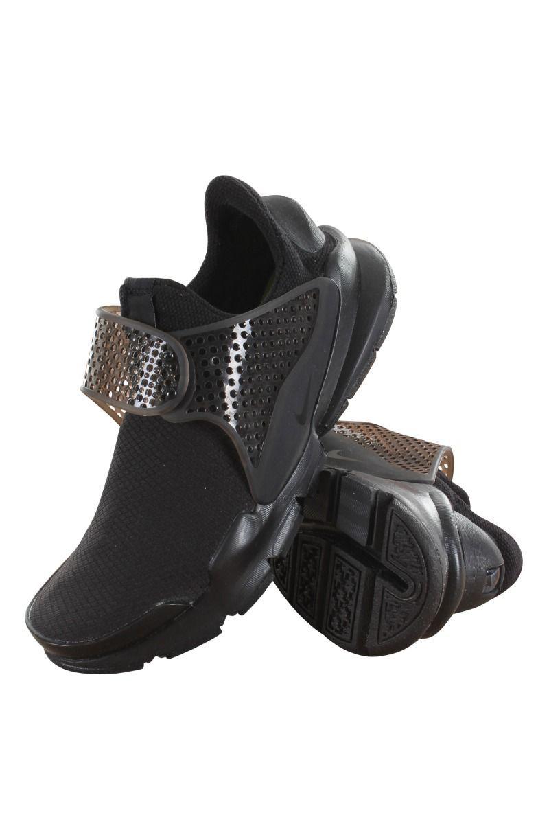 quality design 18453 f6056 862412-004 Nike Black Volt Women Sock Dart Se