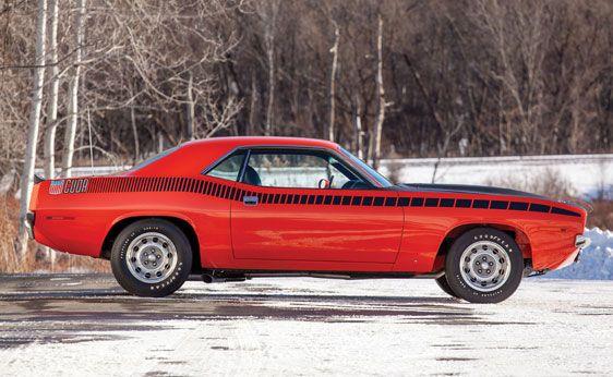 1970 Plymouth AAR `Cuda
