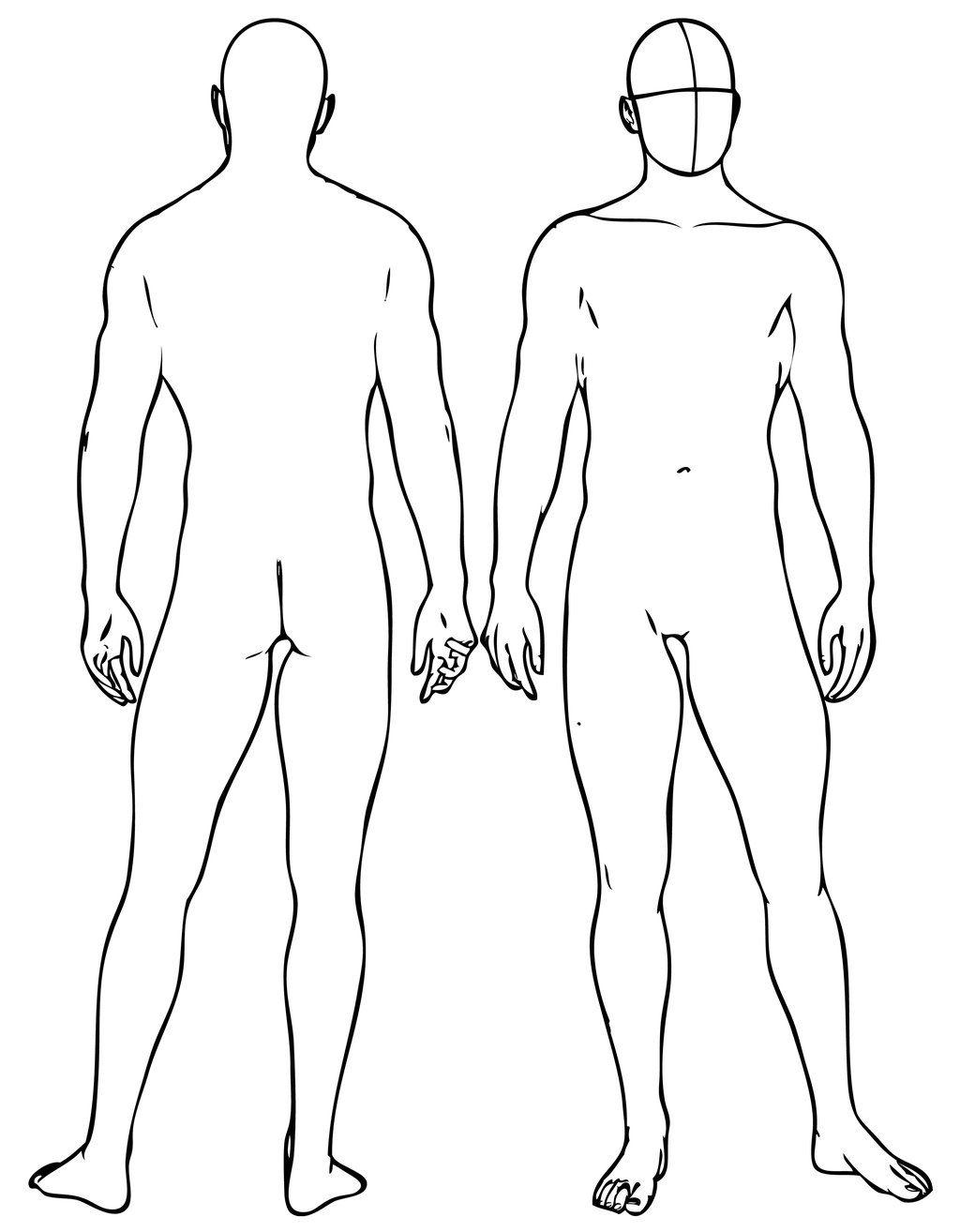 Male body drawing base google search drawing base body drawing art poses