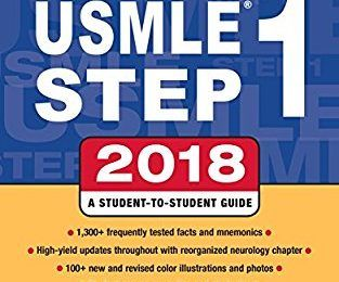 First Aid for the USMLE Step 1 2018, 28th Edition PDF