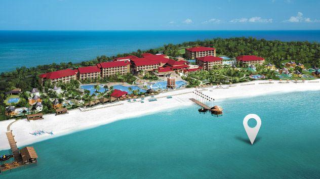 All Inclusive St Lucia Resort Spa Sandals Grande Lucian