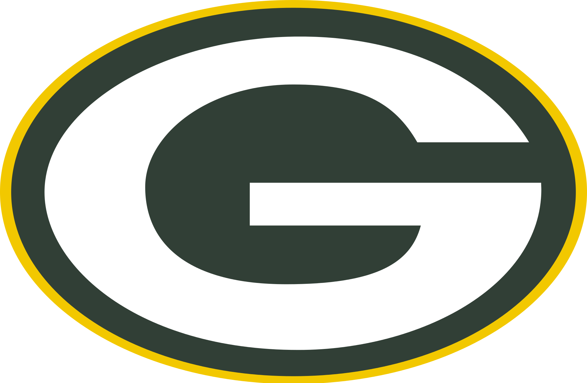 2000pxGreen_Bay_Packers_logo.svg.png (2000×1305) Green