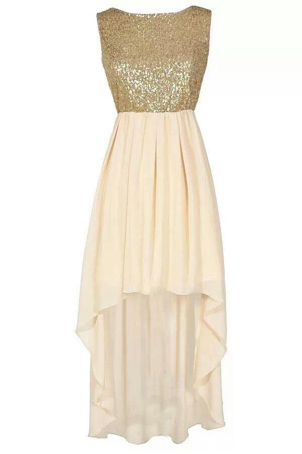 faa839d70bd Pretty Hi-Low! | Clothes | Dresses, Prom dresses, Trendy dresses