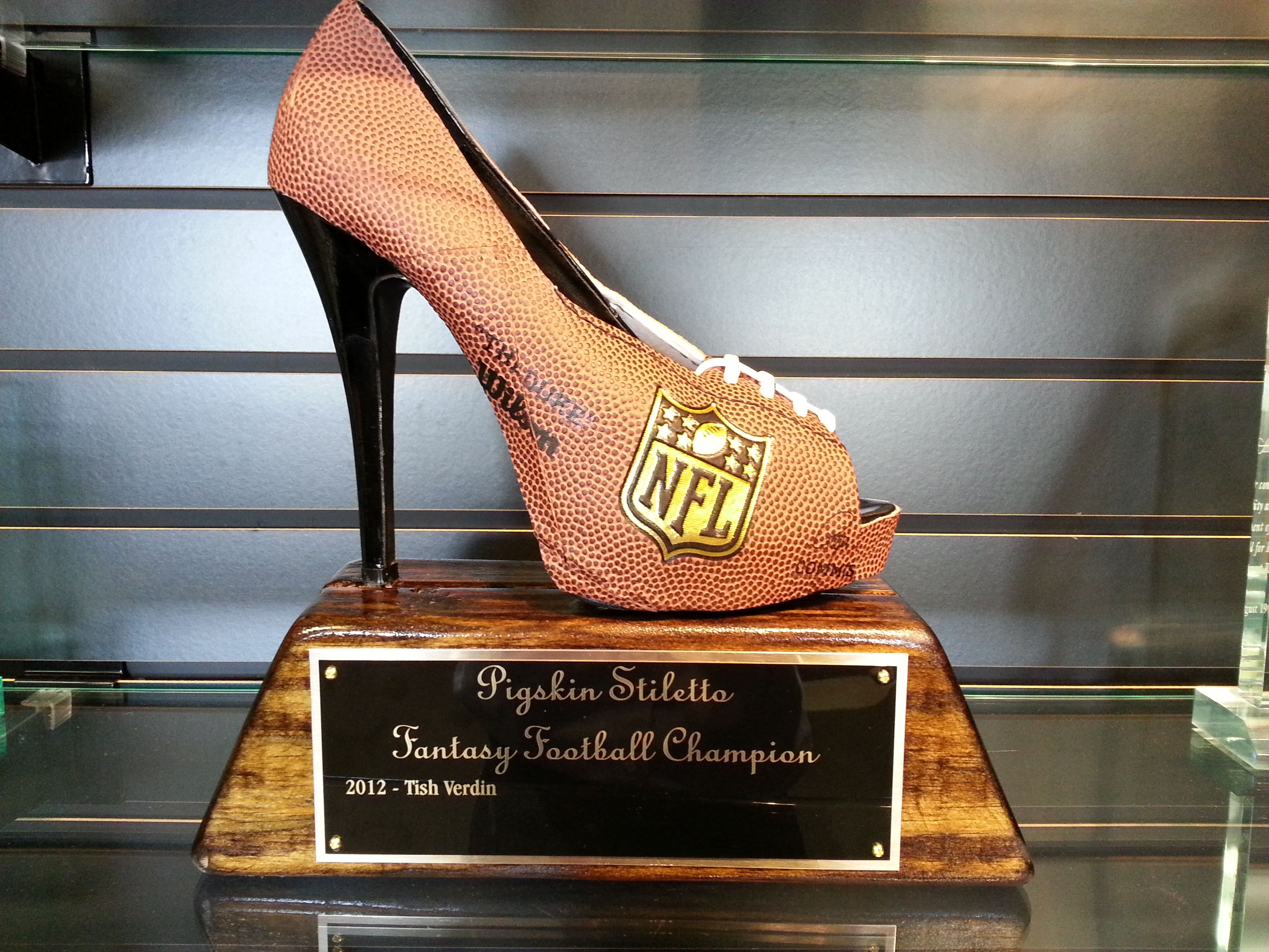 Pigskin Stilettos All Girls Fantasy Football League And