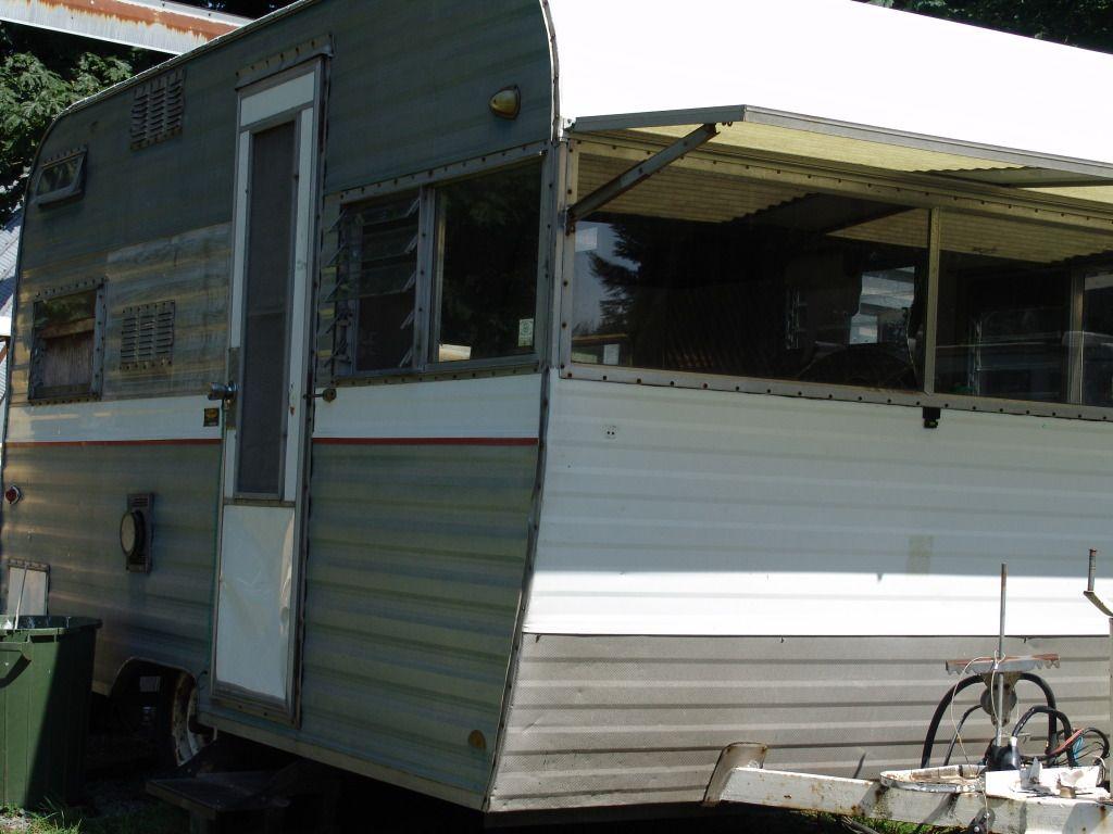Vintage 1968 Kustom Koach travel trailer $1,600 | Trailer