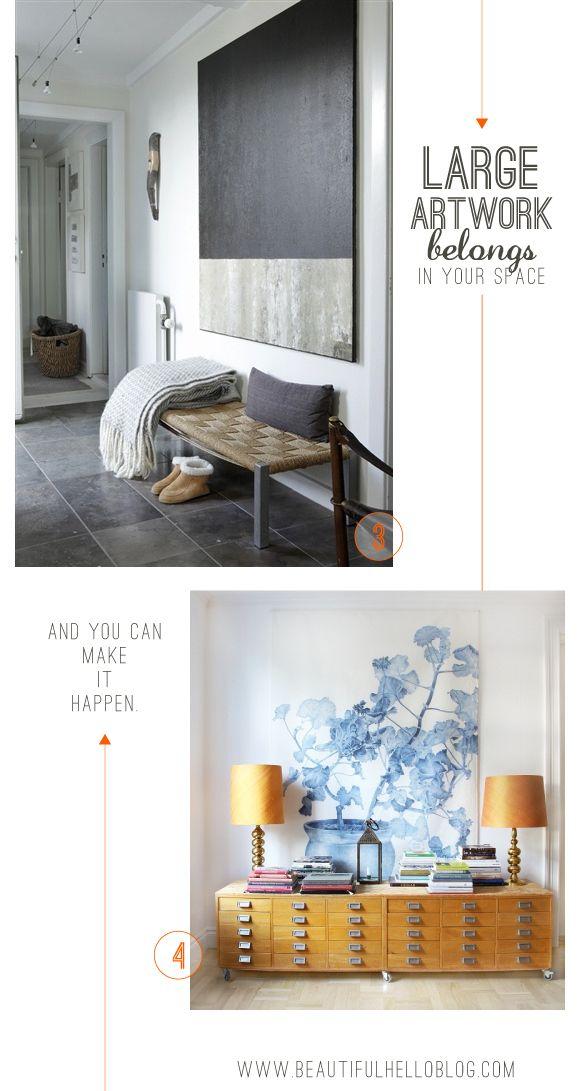Let S Get Some Oversized Art In Here Living Room Art Living Room Diy Decor