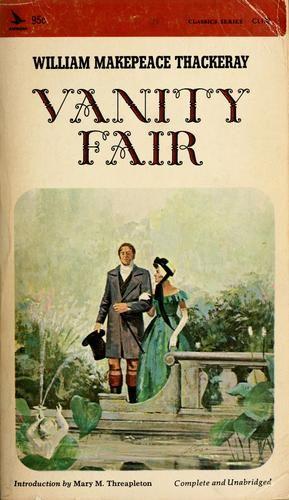vanity fair william thackeray