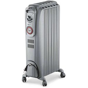 Delonghi Electric Safe Heat Oil Filled Convection Radiator Heater Trd0715t Walmart Com Best Space Heater Oil Filled Radiator Radiator Heater