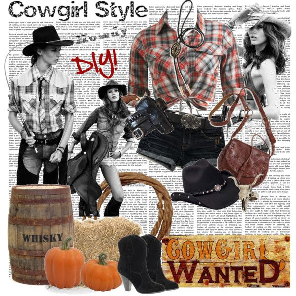 Diy cowgirl costume by girlygirl on polyvore halloween things diy cowgirl costume by girlygirl on polyvore solutioingenieria Gallery
