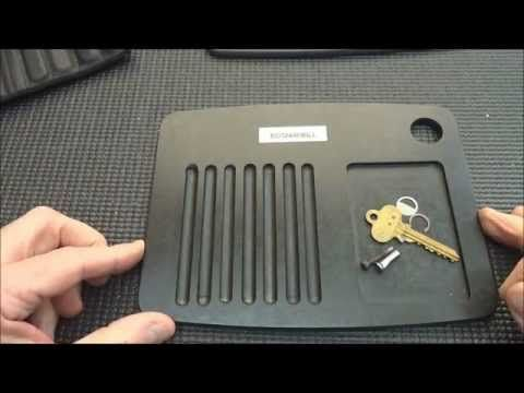 258 How To Make Your Own Pinning Tray Youtube Lock