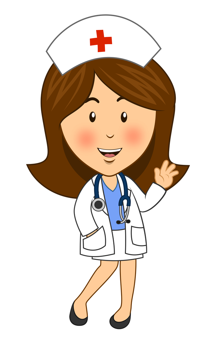 Nurse9 Png 700 1116 Enfermeira Desenho Desenhos De Profissoes