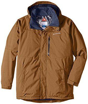 c3cc77857 Cover: Columbia Sportswear Men's Tall Alpine Action Jacket, Delta ...