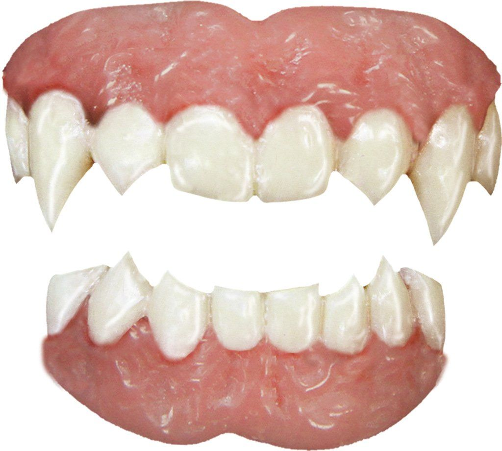 Costume Accessory Vampire Teeth 1 UNITS Vampire teeth