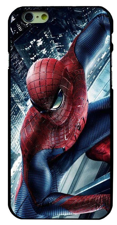 Batman Superman Spiderman Iron Man Marvel Hero Minion Case