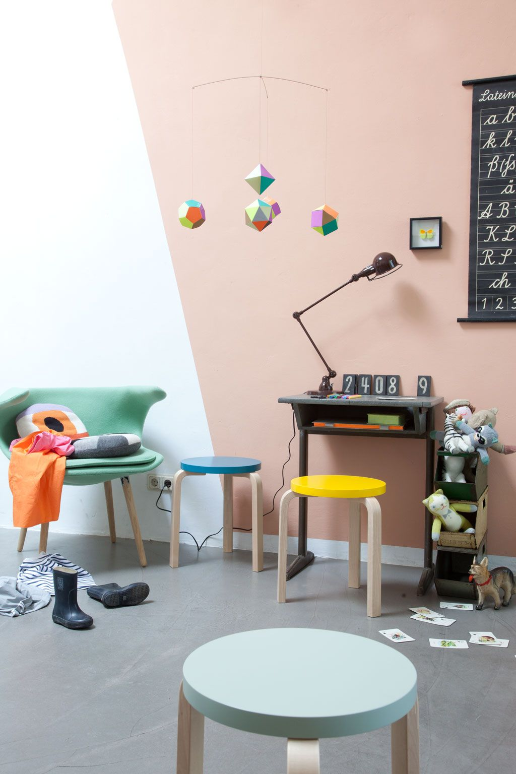 Pastel   Peinture interieur maison, Idee deco peinture, Interieur ...