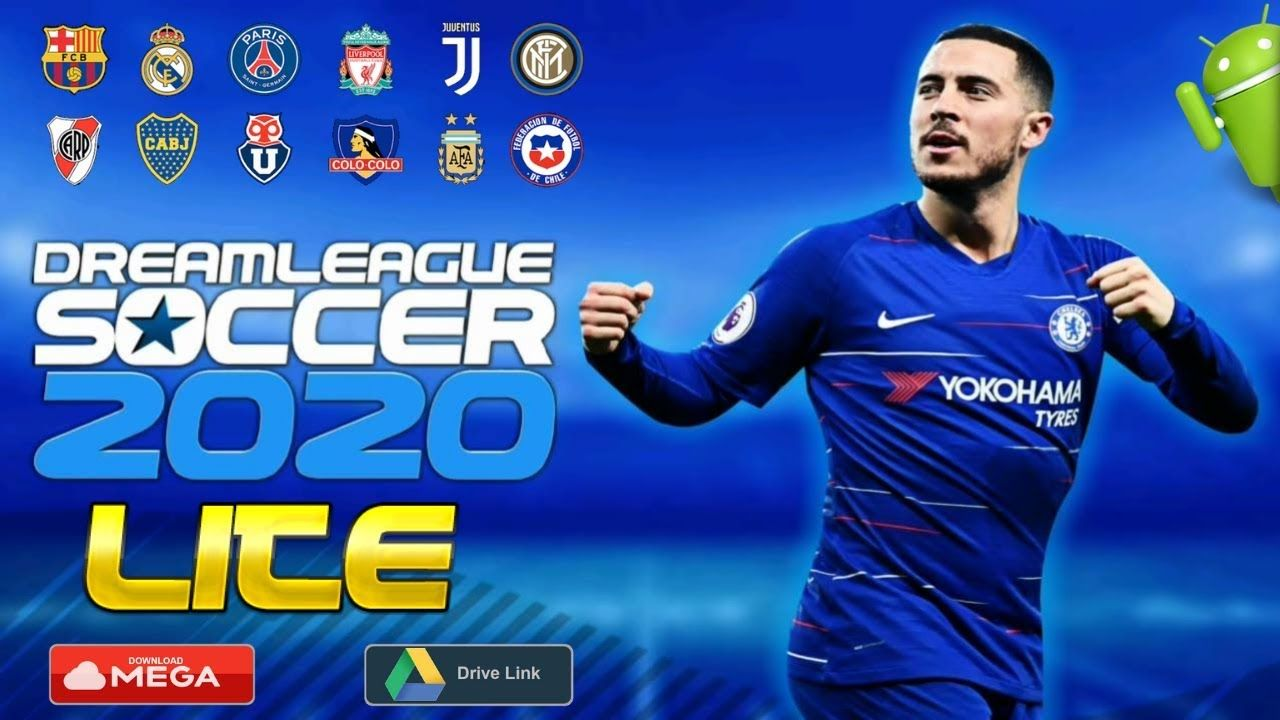Dls20 Lite Dream League Soccer 2020 Lite Android Hd Graphics Download Game Download Free Download Games Offline Games