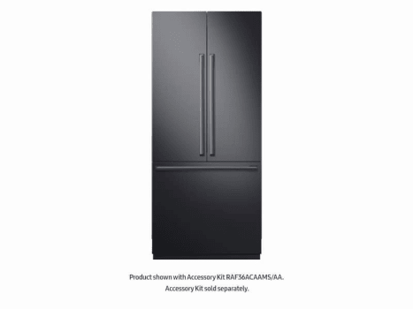 Samsung Chef Collection Brf365200ap With Images Refrigerator