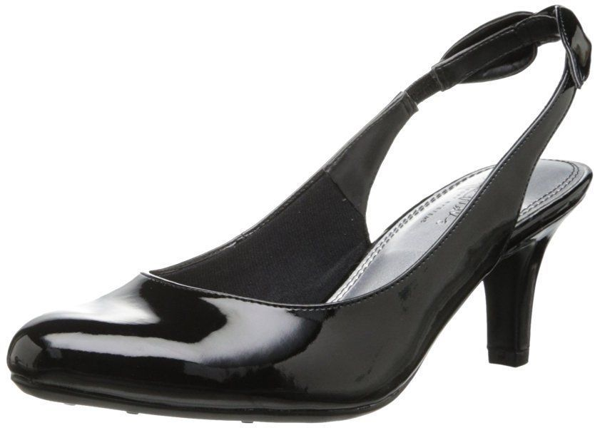 Sling Back Heels Size 5 Womens Parisian