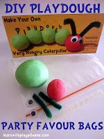 Learn with Play at home: Quick and Easy No-Cook Playdough Recipe