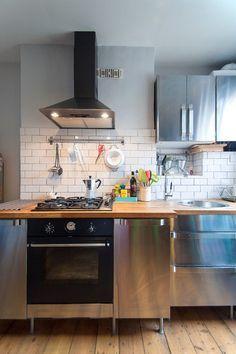 Best Image Result For Varde Ikea Grevsta Eclectic Kitchen 640 x 480