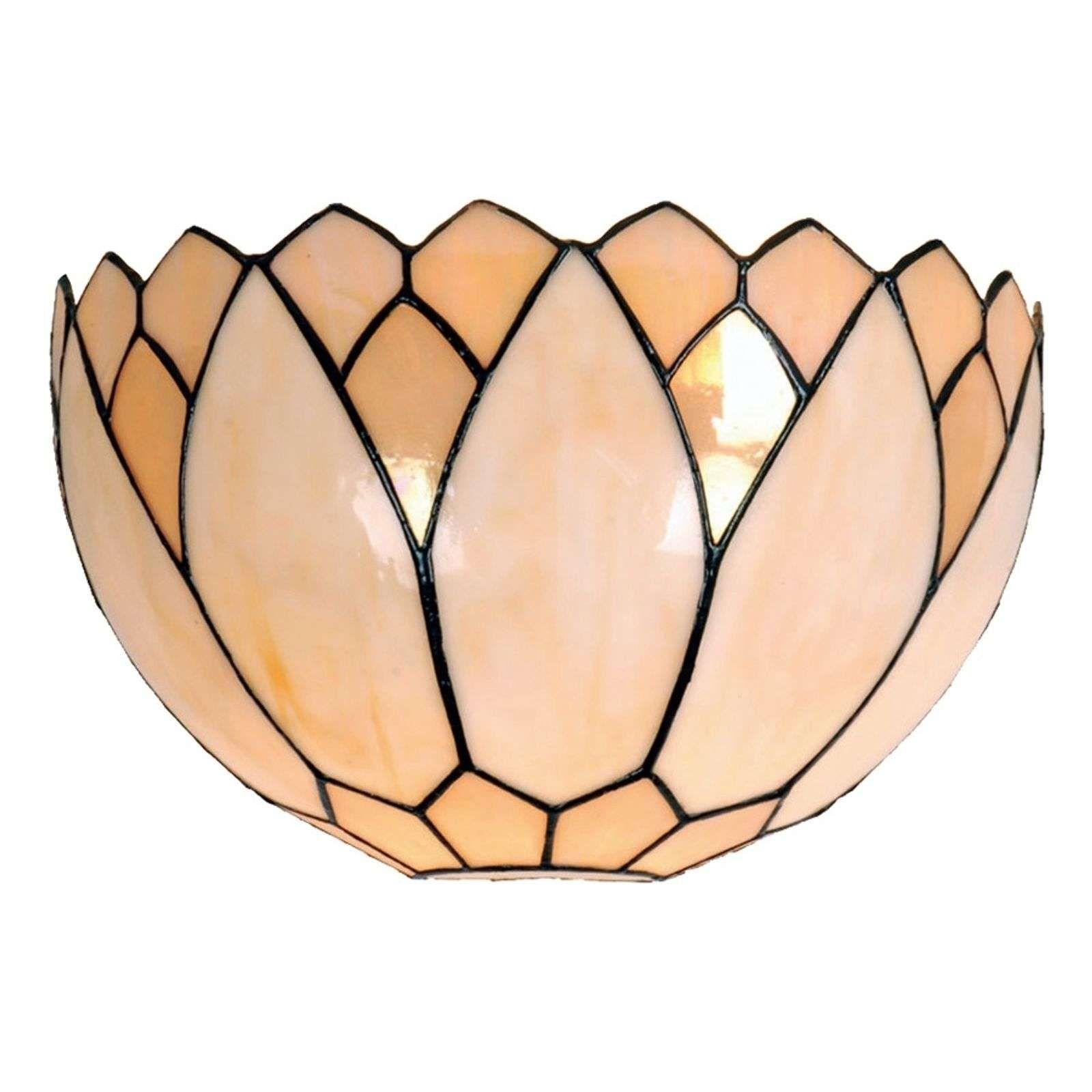 Liliana wandlamp in Tiffany stijl en 2020 | Lampes tiffany