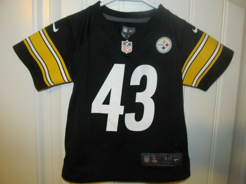 online store 9e776 7c199 Troy Polamalu - Pittsburgh Steelers jersey - Nike Toddler 2T ...