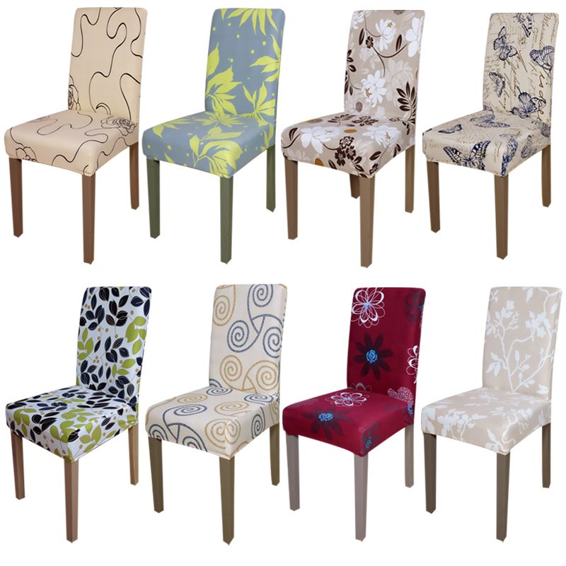 Printing Covers Super Fit Stretch Removable Washable Chair Cover Delectable Stretch Covers For Dining Room Chairs 2018