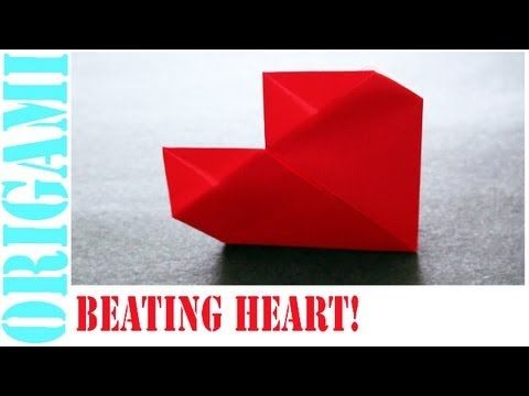 In This Tutorial I Will Show You How To Make An Origami Beating
