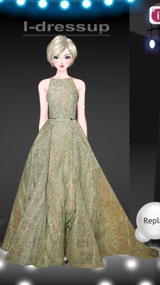 Elie Saab Couture 2015 Dress Up Game http://www.i-dressup.com ...