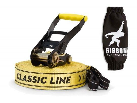 Gibbon® Slackline CLASSIC X13 15 m Komplettset