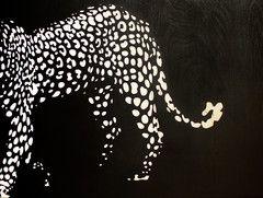 Sisustustaulu Leopardi