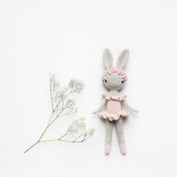 kikalite Ballerina Bunny Charlotte - Crochet pattern • English ...