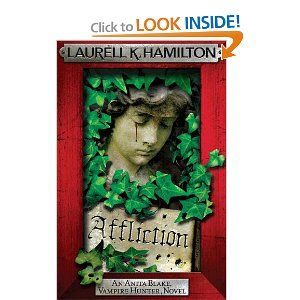 Affliction: Laurell K. Hamilton bok 22? 23? 2.5 out of 5