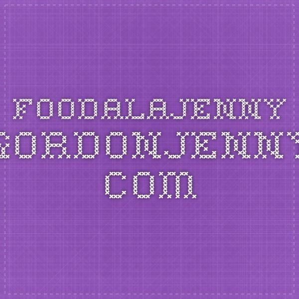 foodalajenny.gordonjenny.com   Cup, Grams, Converter