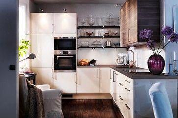 Find Contemporary Homes And Contemporary Decor Online Kitchen Layout Modern Kitchen Design Kitchen Cabinet Design
