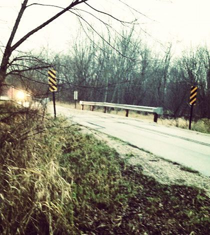 Haunting of the Jay Road Jogger http://www.wisconsinsickness.com/death-trip/haunted-jay-road/