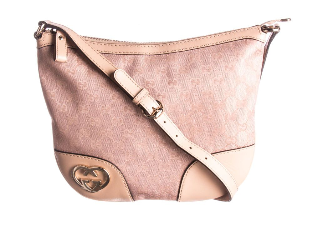 d2476460ce6 GUCCI Pink Monogram Lovely Heart Messenger Bag  fashion  clothing  shoes   accessories  womensbagshandbags (ebay link)