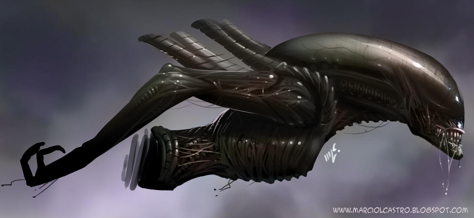 Aliens   Alien vs predator, Aliens movie, Predator alien