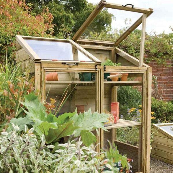 Backyard shed plans diy, forest garden wooden mini ...