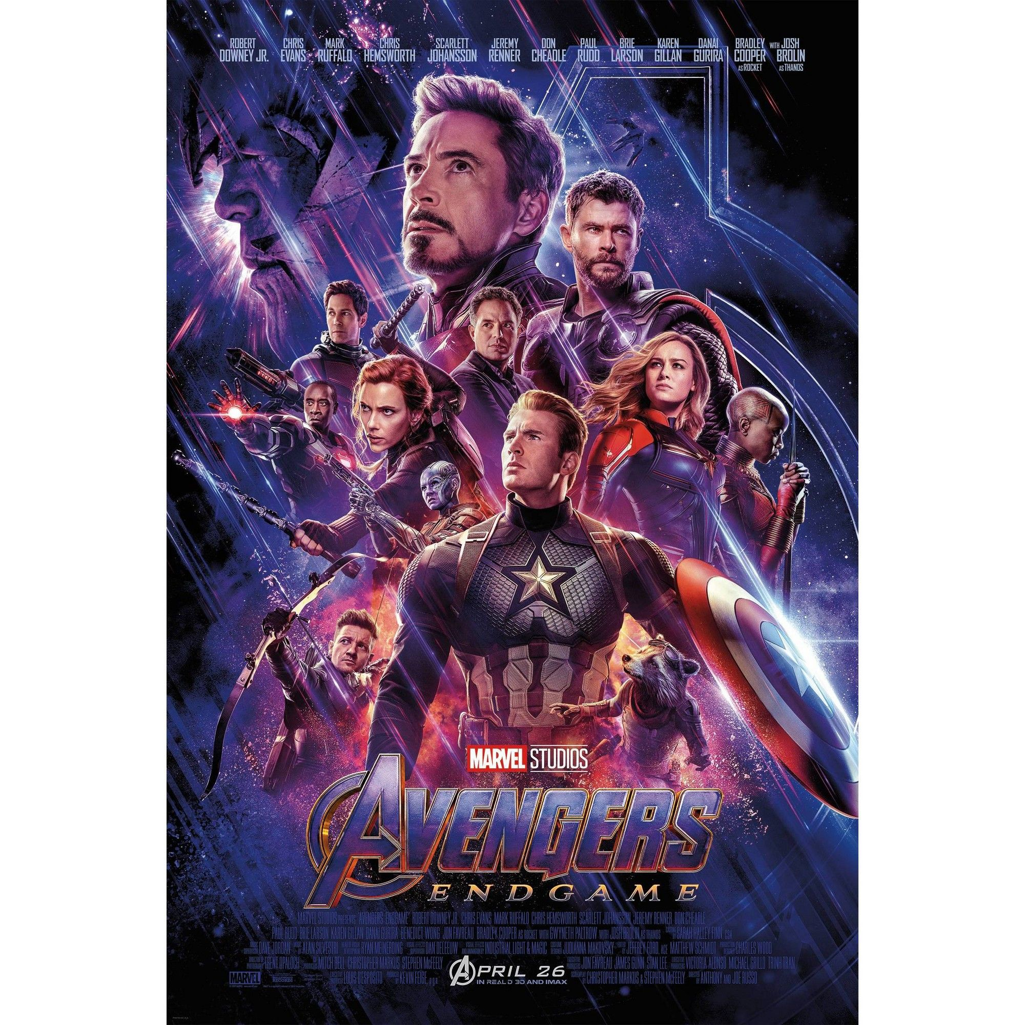 Avengers Endgame 4k Uhd Blu Ray Digital Avengers Poster Marvel Movie Posters Marvel Superheroes
