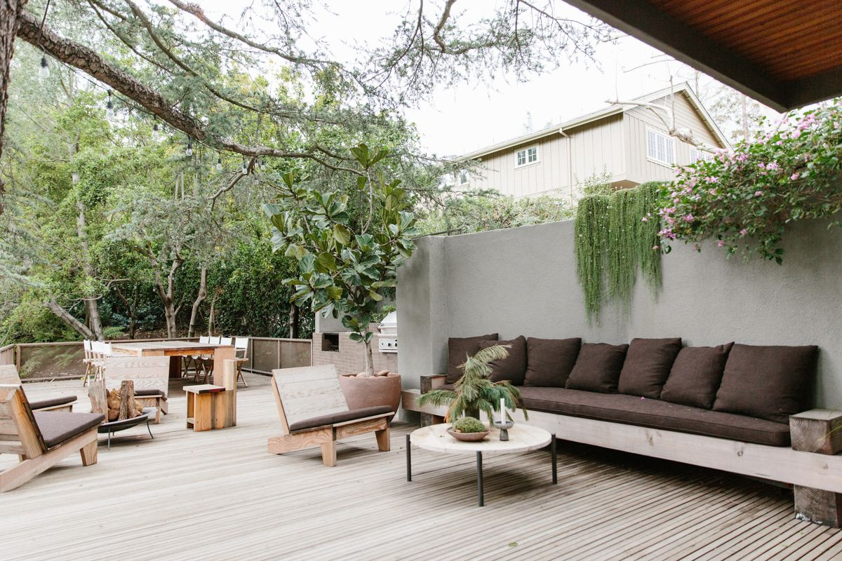 inside pamela shamshiri u0027s rudolph schindler designed home