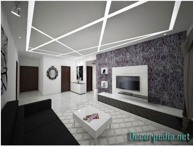 Gypsum Ceiling Designs For Living Room And Hall False Ceiling Pop Design 2019 False Ceiling Design Bedroom False Ceiling Design Ceiling Design Bedroom