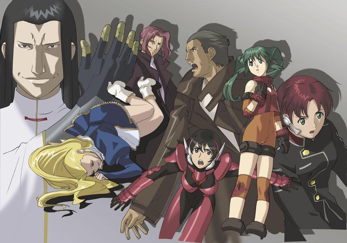 Solty Rei Anime Completo Latino por Mega